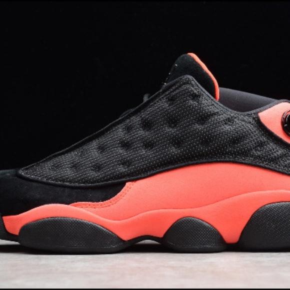 b897b07590d Shoes | Clot X Air Jordan 13 Retro Low Infrabred Black | Poshmark